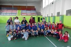 Zimný športový deň v MŠ Litovelská