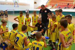 Reprezentačný tréner basketbalových mladíkov  Maroš Moravčík: Musíme byť trpezliví