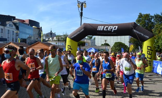 Žilinský mestský polmaratón privítal takmer 400 bežcov