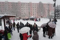 Tradícia, v ktorej chcú pokračovať: Dobšinského sad hostil Novoročné matiné