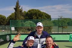 Tréner reprezentácie tenisových vozičkárov: Snívame o účasti na paralympiáde v Tokiu