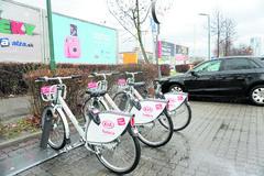 Žilina je pripravená na nový typ mestskej dopravy. Prvé bicykle budú k dispozícii po Novom roku