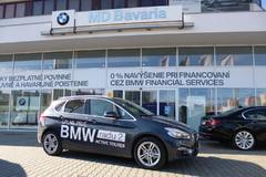 BMW 2 ACTIVE TOURER – Revolucionár