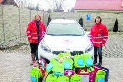 Nadácia Kia venovala Červenému krížu ďalšie autá