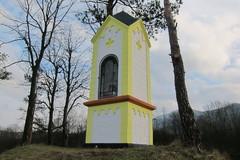 V Nezbude opravili kaplnku pltníkov