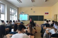 Iba sme sa narodili – workshop pre žilinských maturantov