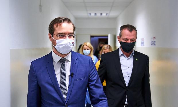 EXKLUZÍVNE - Minister zdravotníctva Krajčí: Nové nemocnice vyhodnotíme na základe analýzy