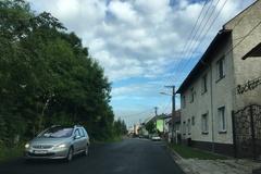 V regióne húfne menia koberce na cestách