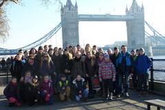 Vianočný Londýn, Amsterdam a Cambridge