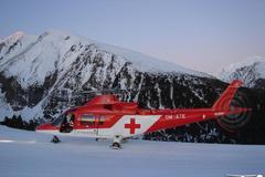 Na Pasekách sa vážne zranil 16-ročný lyžiar
