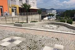 Nová fontána na Hájiku je stále mimo prevádzky. Poškodená bola už počas výstavby