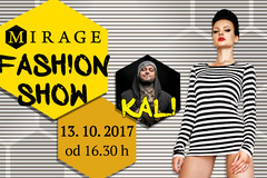 Mirage Fashion Show
