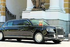 Luxusná limuzína na ruský spôsob sa volá Aurus