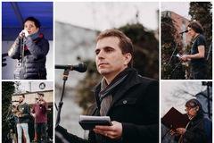 Vo štvrtok sa v Žiline uskutoční zhromaždenie k 1. výročiu vraždy Jána a Martiny