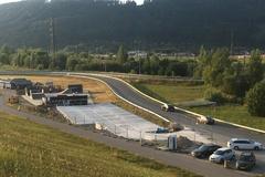 Na Vodnom diele Žilina budujú dve nové parkoviská