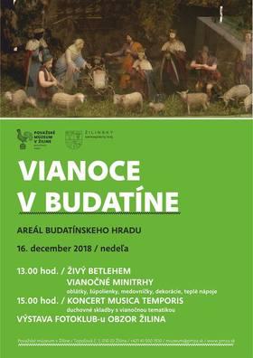 Vianoce v Budatíne