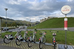 Bikesharing v Žiline čoskoro skončí, bicykle budú dostupné už len do konca novembra