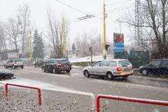 Blikajúce semafory máme už aj vŽiline