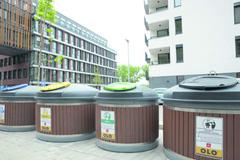 Odpad a zápach nesmú špatiť mesto. Riešením sú polopodzemné kontajnery