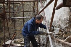 Združenie priateľov Hričovského hradu prinavracia objektom ich hodnotu, nie vždy je to jednoduché