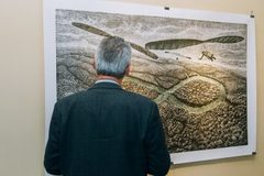 Komentovaná prehliadka výstavy: Cont Art