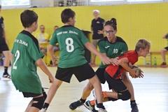 Mladí hádzanári Žiliny zbierali skúsenosti na domácom turnaji