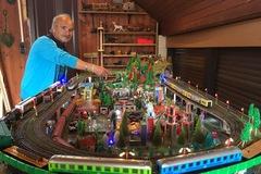 Modelár z Turia: v dedine skrýva veľkomesto