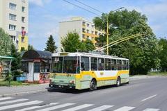 Rozlúčkové jazdy starých trolejbusov: DPMŽ pripravil pre cestujúcich program