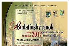 Budatínsky rínok 2017
