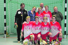 Mladé futbalistky vyhrali v Poľsku