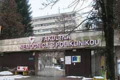 Žilinská nemocnica obmedzuje návštevy lôžkových oddelení. Až do odvolania
