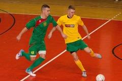 Futsalový DOXX zažil sezónu zmiešaných pocitov