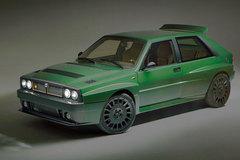Lancia Delta Integrale hlási návrat v limitovanej edícii