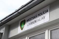 V Žiline zriadili ďalšie vysunuté pracovisko mestskej polície. Nový okrsok vzniká na Hlinách