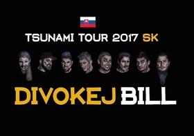 Divokej Bill - Tsunami TOUR 2017