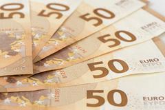 Podozrivé bankovky nominálnej hodnoty 50 € v Žiline