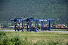 Terminál intermodálnej prepravy pri Žiline spustia do prevádzky pravdepodobne v budúcom roku