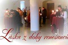 Láska z doby renesancie - pre zaľúbených (Sobášny palác v Bytči)