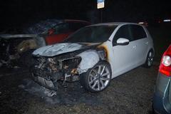 Žilinská polícia odhalila podpaľačov áut