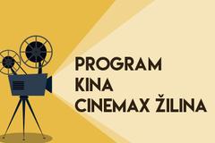 Program kina CIMEMAX ŽILINA