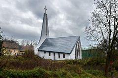 V Budatíne vysvätili nový kostol