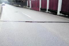 Poškodený dažďový vpust na Bôriku ohrozuje ľudí, rekonštrukcie sa nedočkal