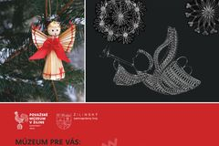 Múzeum pre Vás: Vianočné ozdoby