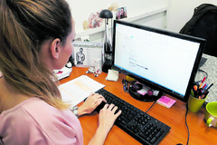 Informácie miestneho rozhlasu zasielajú aj e-mailom