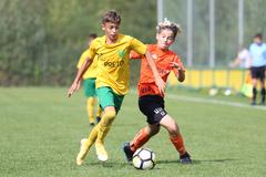 Sedem mládežníckych tímov Žiliny nastrieľalo 379 gólov