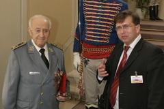 Čestný občan Bytče, generál Ivan Schwarz, má vlastnú knihu