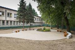 Zrekonštruovaná budova pediatrie anové ambulancie urológie zlepšia komfort pacientov azamestnancov žilinskej nemocnice