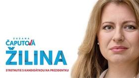 Stretnutie so Zuzanou Čaputovou | Žilina