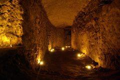 Decembrové katakomby