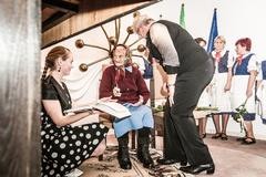 Najstaršia obyvateľka Lietavy oslávila storočnicu